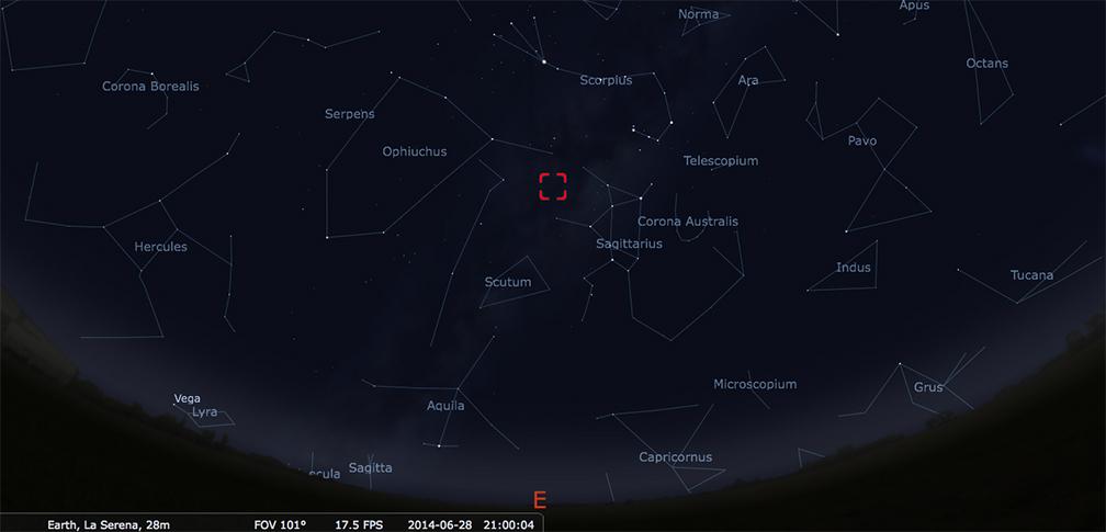 Universo extremo: La estrella ...